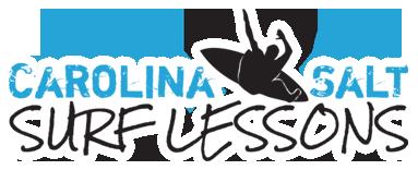 Logo for Carolina Salt Surf Lessons